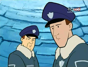 Police officers (More Fondue For Scooby-Doo)