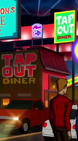 Tap Out Diner