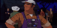 Plaid-shirted male tourist (Scooby-Doo and the Witch's Ghost)