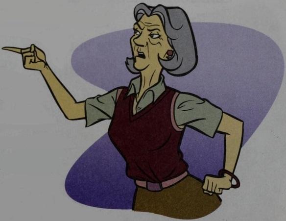 Mrs. Krumb