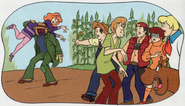 Scooby-Doo Mysteries 17 - Scooby-Doo and the Farmyard Fright page 28 detail-1-