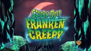 Frankencreepy trailer title card