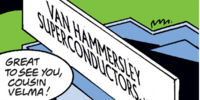 Van Hammersley Superconductors