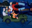 Mr. Jenkins's Jeep