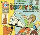Scooby Doo... Where Are You! issue 8 (Charlton Comics)