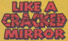 Like a Cracked Mirror title card