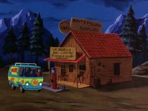 Le Beau's Gas Station