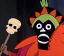 Witch Doctor (A Tiki Scare Is No Fair)
