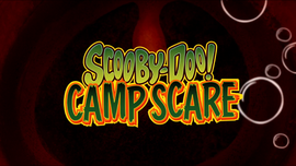 Camp Scare title card
