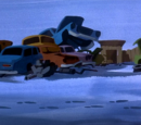 Auto-junkyard (The Dynamic Scooby-Doo Affair)