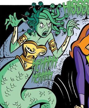 Medusa (Scooby-Doo and the Isle of Corfu)