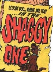 The Shaggy One title card