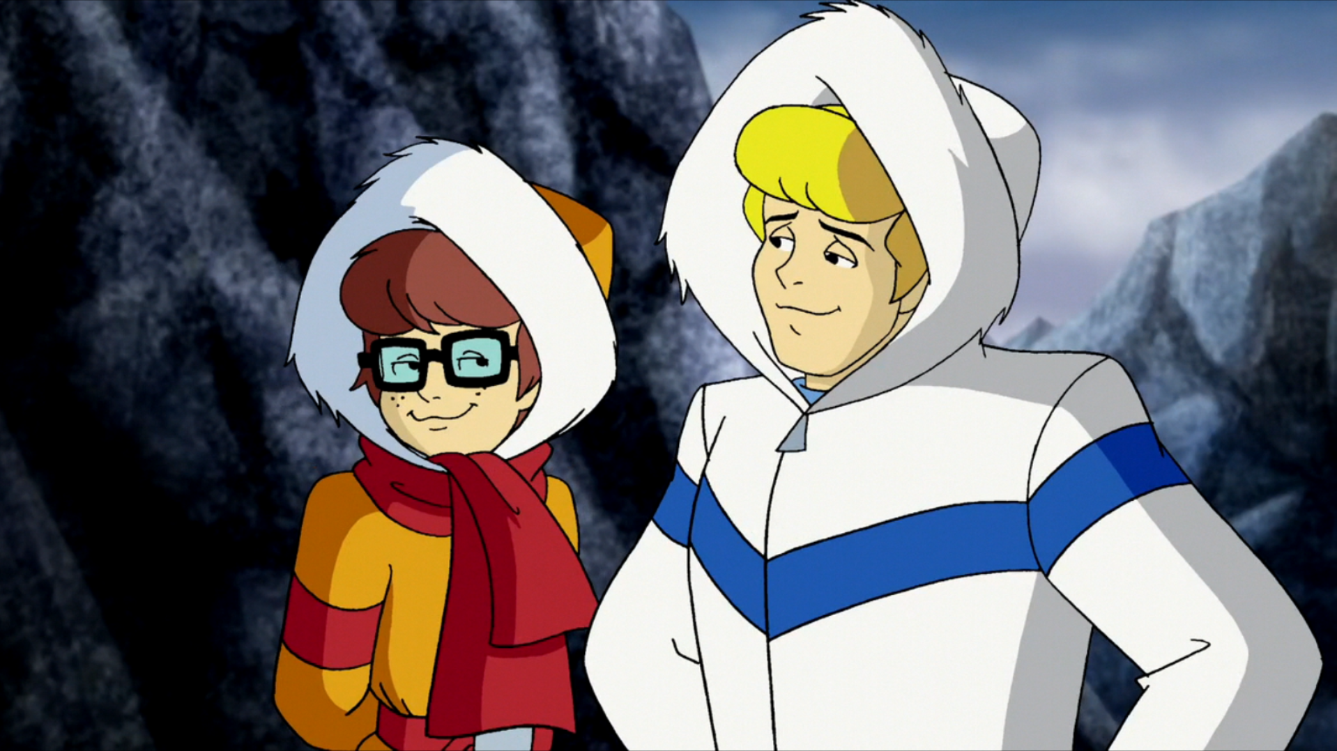 velma and fred relationship help
