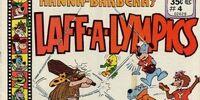 Laff-A-Lympics issue 4 (Marvel Comics)