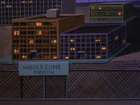 Wholesome Prison