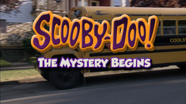 Mystery Begins title card