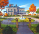Ben Ravencroft's mansion