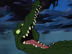 Alligator (Nowhere to Hyde)