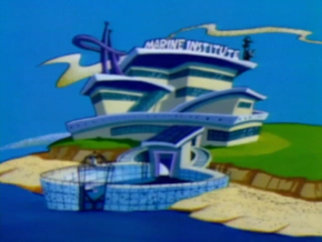Marine Institute (Scooby Dude)