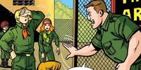 Army base (Boo Recruits)