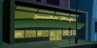 Smoothie Shop (It's Mean, It's Green, It's the Mystery Machine)