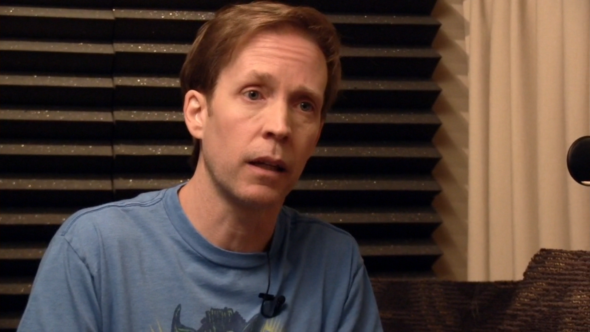james arnold taylor interview