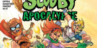 Scooby Apocalypse issue 2