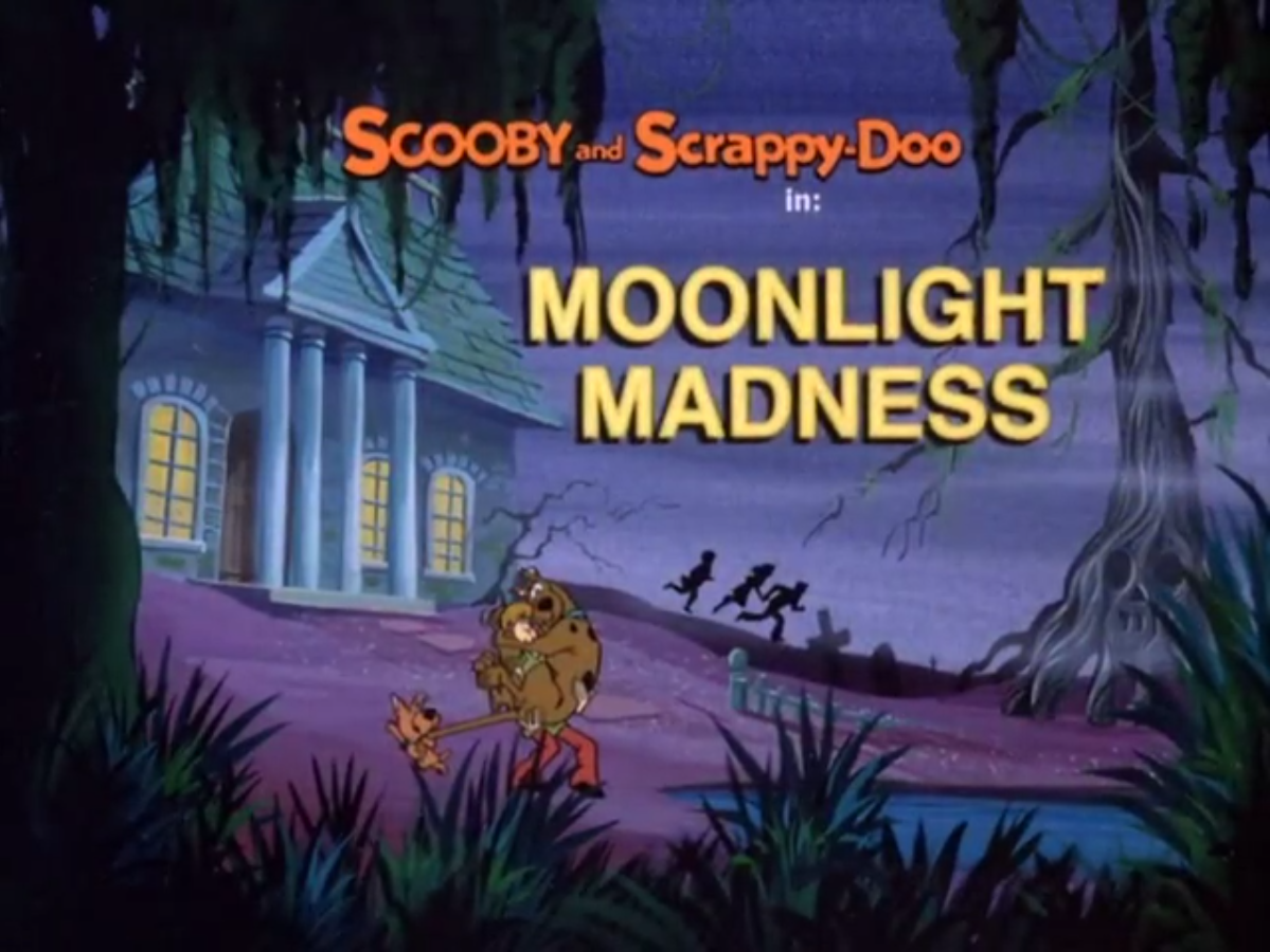 Moonlight Madness title card