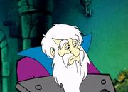 Wizard Amziani unmasked