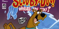 Scooby-Doo! Where Are You? issue 45 (DC Comics)