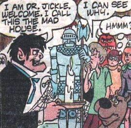Gang meet Dr. Jickle