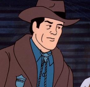 Sheriff (Who's Afraid of the Big Bad Werewolf)