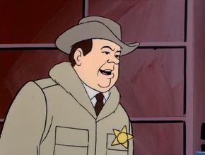 Sheriff (The Headless Horseman of Halloween)