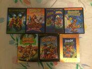 Geoff109 Scooby-Doo DVDs 1