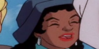 Female African American tourist (Scooby-Doo and the Witch's Ghost)
