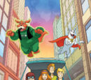 Scooby-Doo! Team-Up issue 18 (DC Comics)