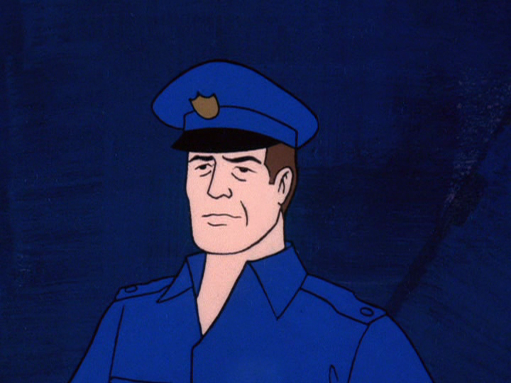 Police Officer Hassle In The Castle Scoobypedia