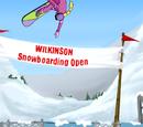 Wilkinson Snowboarding Open