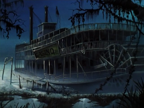 Riverboat (Zombie Island)