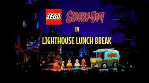 Lighthouse Lunch Break title card