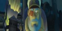 Cap'n Blue Beard
