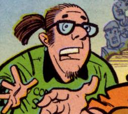 Chuck (The Comic Book Convention Caper)