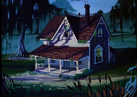 Swamp Witch home