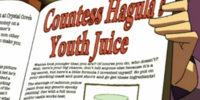 Countess Hagula's Youth Juice