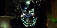 Evil Masked Figure
