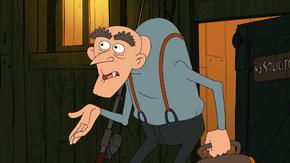 Hermit Hank