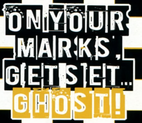On Your Marks, Get Set... Ghost! title card