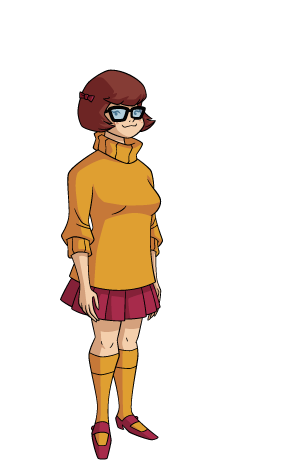 Velma dinkley wiki scooby doo misterios s a fandom - Personnage scooby doo ...