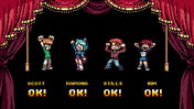Scottpilgrimvstheworldthegame screenshot characterselection