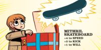 Mithril Skateboard